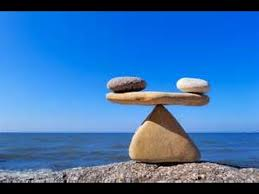 balanced rocks as wisdom